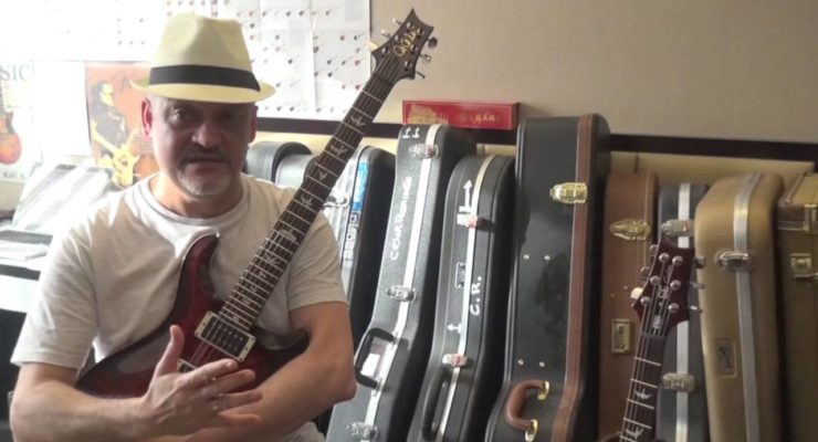 Flying with Your Guitar? Here's What You Need To Know