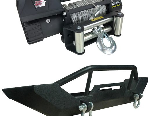 3 Steps in Choosing the Best Winch Bumper Combo for Your Jeep