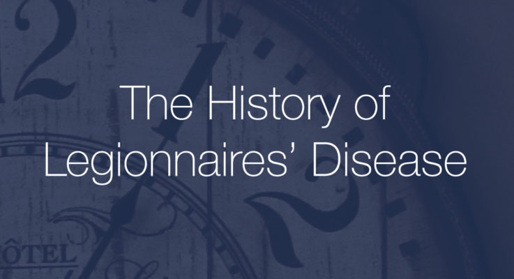 Researchers Discover Another Piece of the Puzzle to the Origins of Legionnaire's Disease