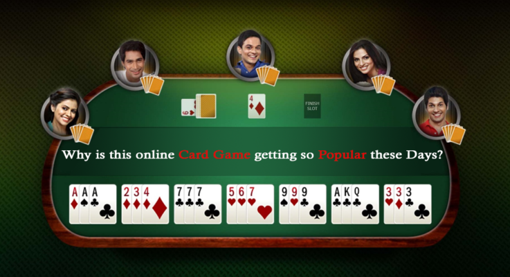 Why is This Online Card Game Getting So Popular These Days?