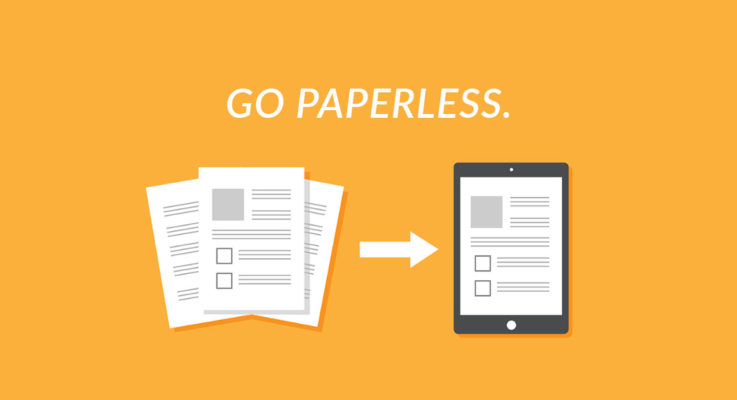 7 Steps for Making Your HR Department Completely Paperless