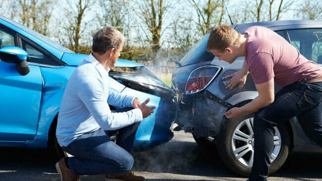 Do Car Insurance Rates Always Go up After an Accident?