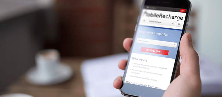 Easy online mobile recharge with payment apps